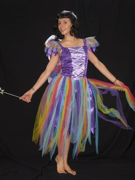 FAIRY (PURPLE RAINBOW)