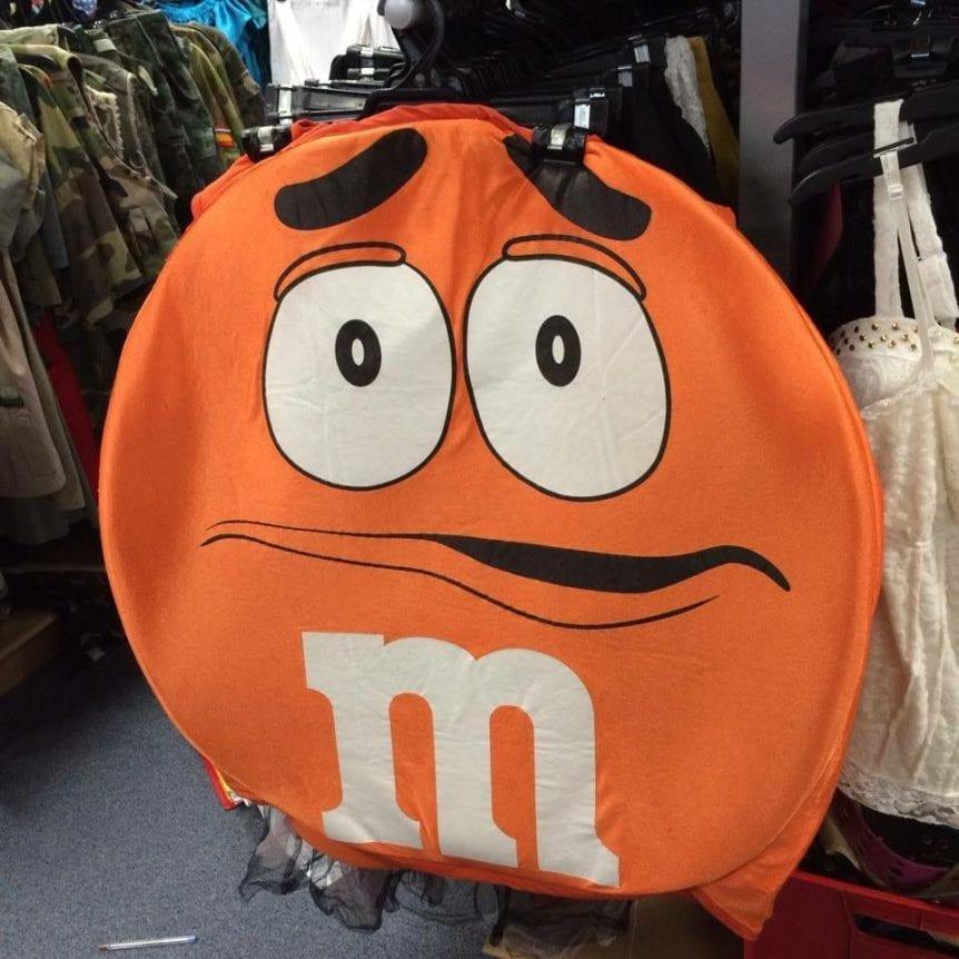 M_M - ORANGE